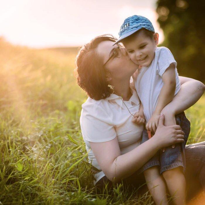 fotografia rodzinna z dziećmi, niemowlęca, zdjęcia dzieci, fotograf wrocław, mama syn